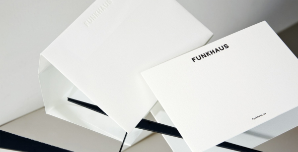 Funkhaus Rebranding