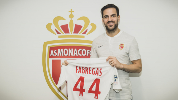 Cesc Fabregas explains why he chose to join Monaco as Chelsea confirm transfer