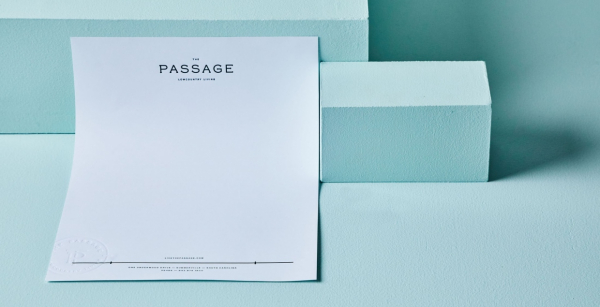 The Passage Branding