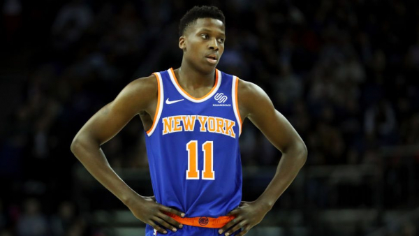 Rumor: Suns, Magic have inquired about Knicks' Frank Ntilikina