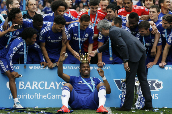 Jose Mourinho reveals cheeky Chelsea transfer request to sign Didier Drogba