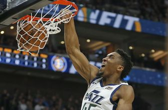 Jazz dominate Cavaliers in 115-99 victory