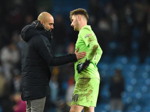 Manchester City vs Burton: Pep Guardiola surprised by nine-goal Carabao Cup annihilation