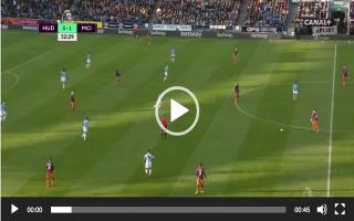 Video: Raheem Sterling makes it 2-0 Manchester City but was Leroy Sane offside?
