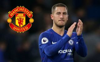 Chelsea's Eden Hazard discusses prospect of Manchester United transfer under Zinedine Zidane