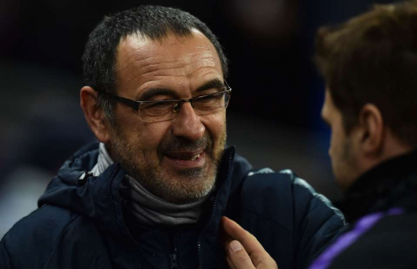 Maurizio Sarri has made a direct recommendation to Chelsea about January transfers