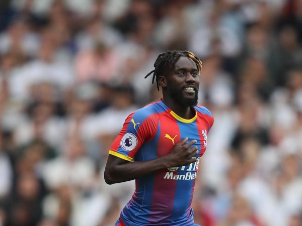 Crystal Palace star Pape Souare ruled out for two months after shoulder surgery