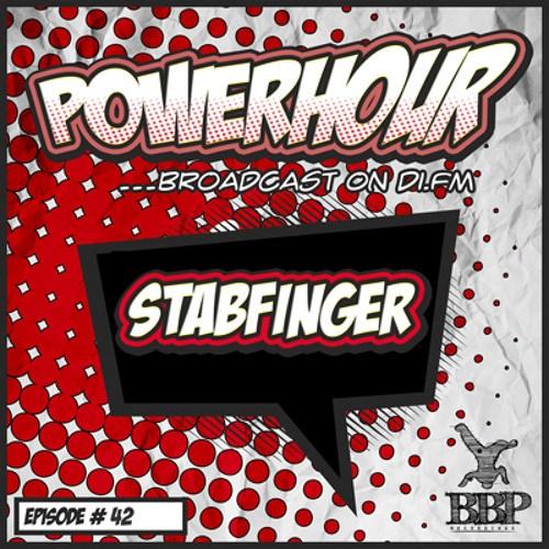 Stabfinger – Breakbeat Paradise Power Hour – Episode 42