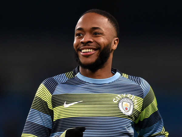 Manchester City winger Raheem Sterling writes to young fan who was racially abused