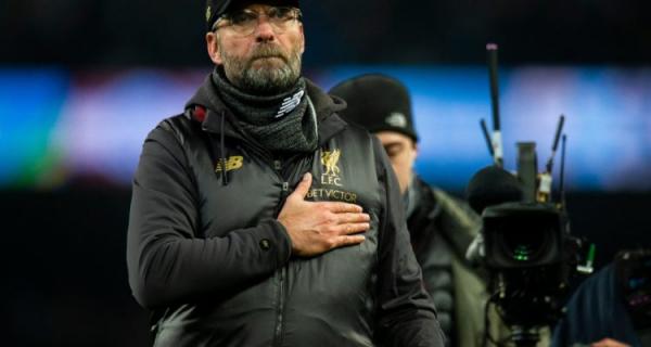 Jurgen Klopp unworried about slow start to 2019
