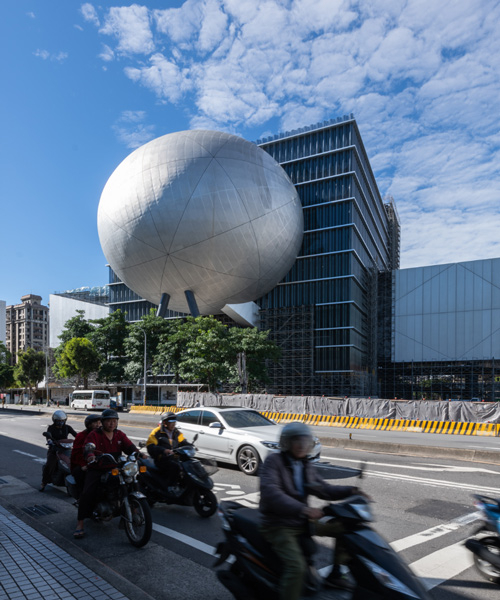 OMA releases new images of its taipei performing arts center