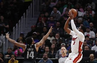 Pistons hold on without Drummond, beat Heat 98-93
