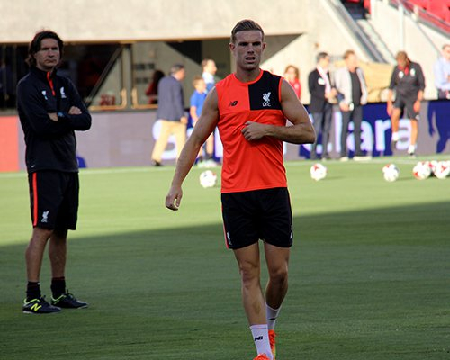 Jordan Henderson opens up Liverpool FC title hopes ahead of Crystal Palace clash