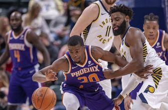 Bogdanovic scores 20, Pacers trounce Suns 131-97