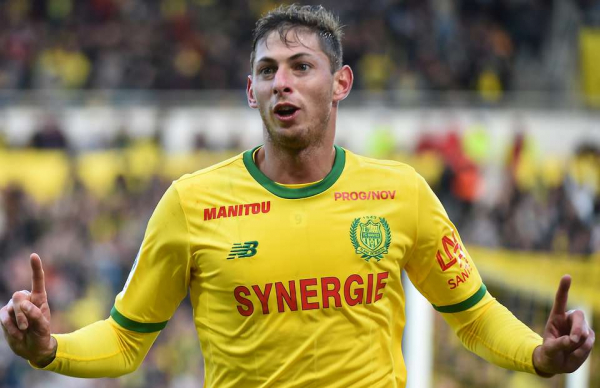 Cardiff City are investigating reports £15m signing Emiliano Sala was on missing plane