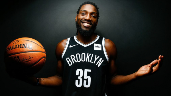 Reports: Nets to buyout Kenneth Faried, who will sign with Rockets