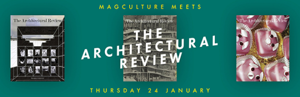 magCulture Meets The Architectural Review
