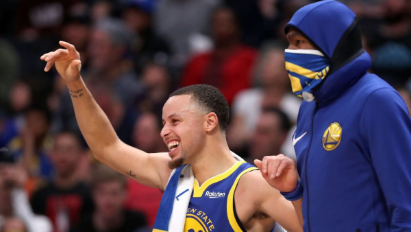 NBA Power Rankings: The Warriors surge up the rankings, Raptors still on top