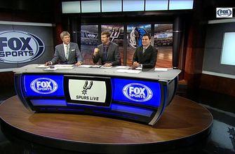 Spurs Rally past Mavericks to win 105-101 | Spurs Live