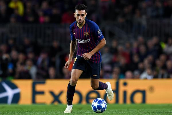 Barcelona striker shortage after Munir El Haddadi completes £1m Sevilla transfer