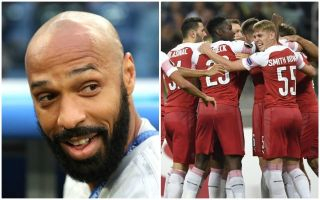 Thierry Henry eyes reunion with another Arsenal legend at Monaco