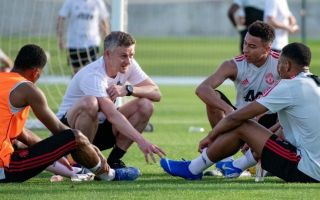 Ole Gunnar Solskjaer uses Dubai trip to fix huge Man United problem under Jose Mourinho
