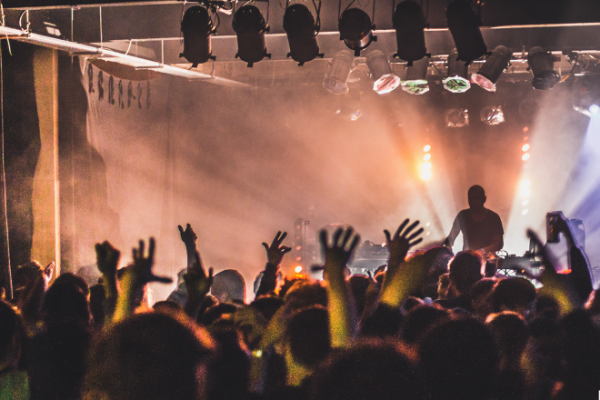 Motion celebrates 10 years with massive run of parties