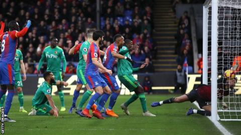 Cleverly completes Watford comeback victory against Palace