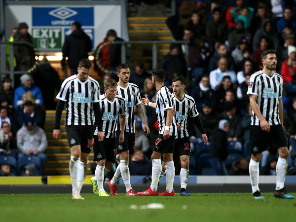 Blackburn vs Newcastle: Joselu and Ayoze Perez strike in extra-time to secure FA Cup progress
