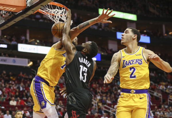 Lakers Vs. Rockets Preview & TV Info: Slowing James Harden Down Priority One, Two And Three