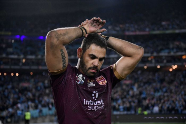 Maroons great Greg Inglis announces retirement in 2020