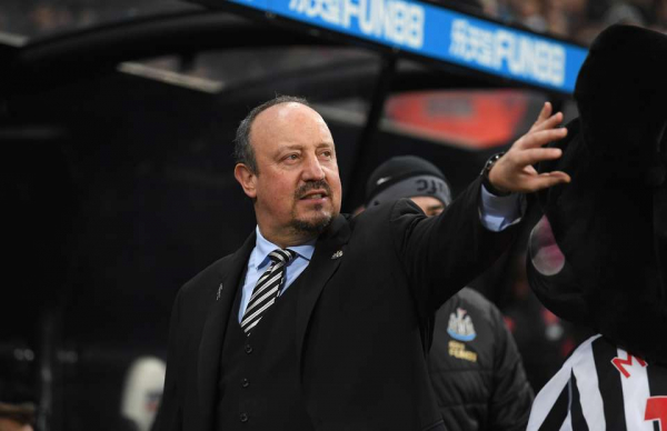 Benitez explains his decision to stay at Newcastle despite offers from wealthier teams