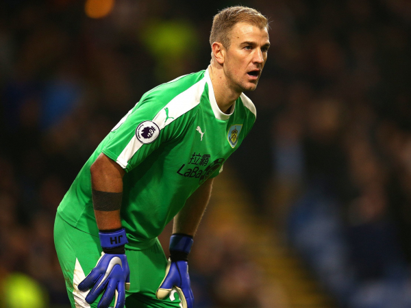 Burnley transfer news: Sean Dyche reveals one condition Joe Hart can leave Burnley
