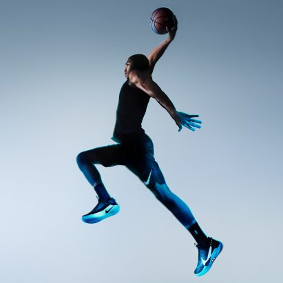 Nike Adapt BB smart basketball sneakers feature self-lacing technology