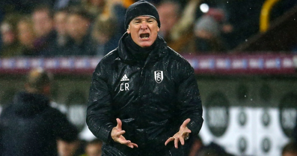Ranieri bemoans 'unbelievable' defeat, Ream says Fulham were 'outworked'