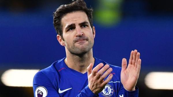 Fabregas leaves Chelsea for Monaco