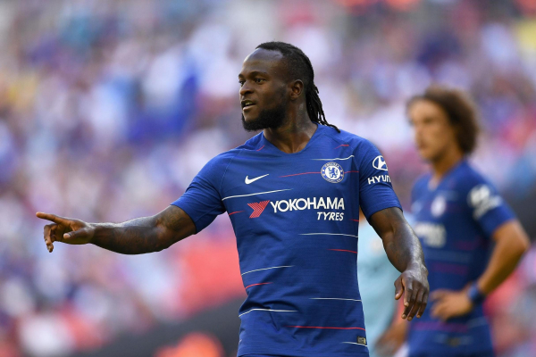 Crystal Palace face battle with Cardiff for £12m Victor Moses transfer