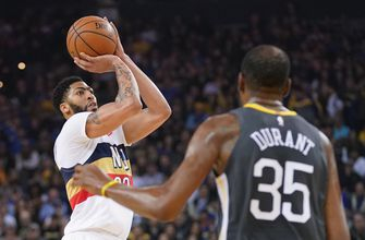NBA-record 43 Three-Pointers Made, Warriors over Pelicans 147-140