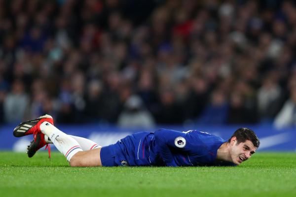 Chelsea in advanced talks over Alvaro Morata transfer exit as Atletico Madrid offer escape route