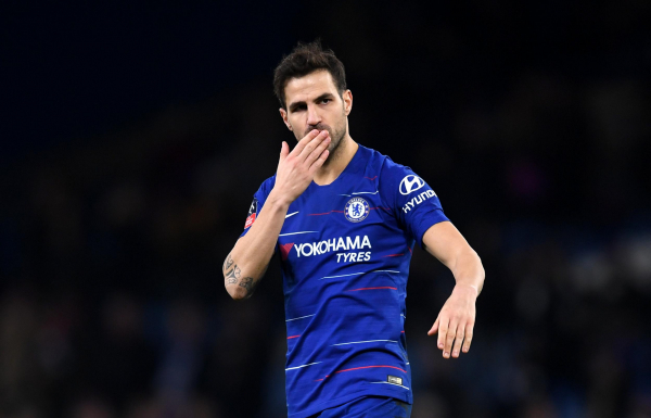 Chelseas goodbye to Cesc Fabregas in full: Blues pay emotional tribute after midfielder completes Monaco move
