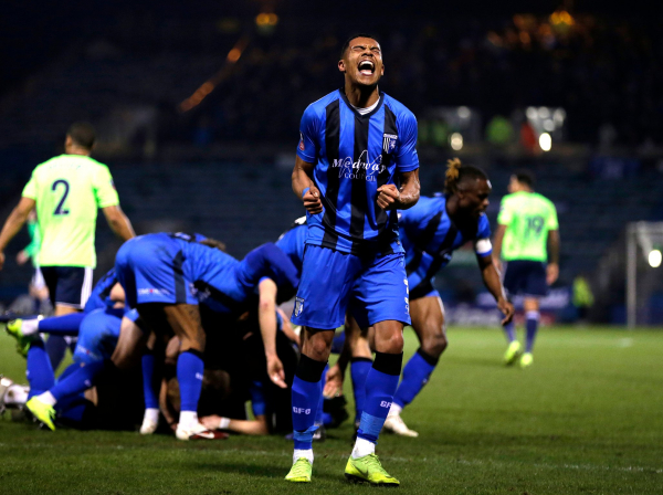 Gillingham stun Premier League side Cardiff to produce biggest FA Cup third round upset so far