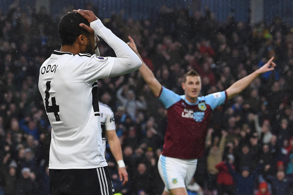 Burnley 2 Fulham 1: Two own goals cost Claudio Ranieri after Andre Schurrle stunner