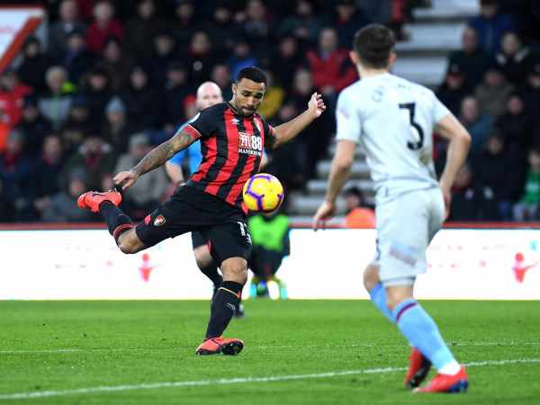 Bournemouth 2-0 West Ham: Callum Wilson and Josh King secure points for Cherries