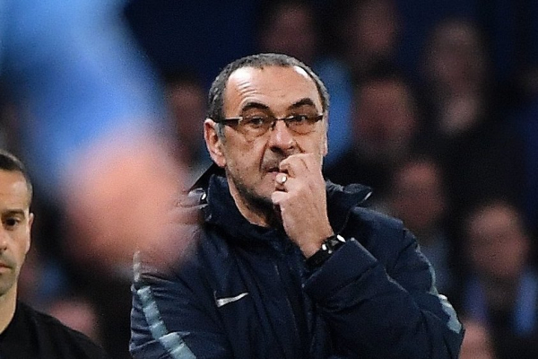 Maurizio Sarri wants Chelsea to play with free minds in EFL Cup final