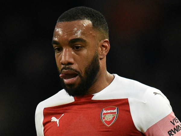 Arsenal striker Lacazette to miss both legs of Rennes tie after ban increased