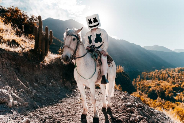 """Marshmello's foray into dubstep, """"Sell Out,"""" feels like just that…"""