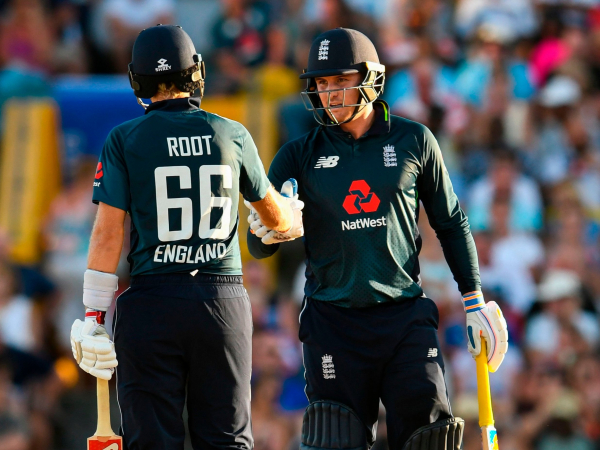 West Indies vs England: Captain Eoin Morgan full of praise for centurions Jason Roy and Joe Root