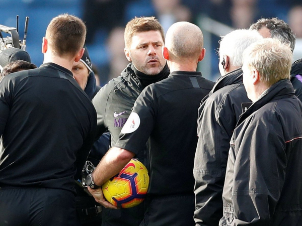 Burnley deliver title blow to Tottenham as tensions boil over for Mauricio Pochettino