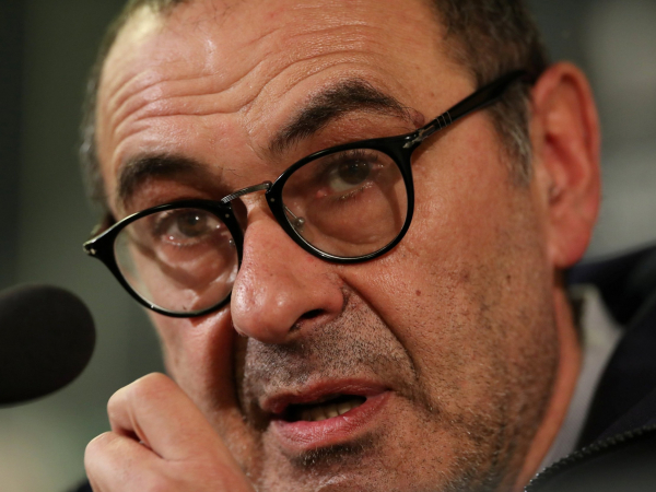 Chelsea vs Man City: Maurizio Sarri claims Pep Guardiola has been lucky to receive time in England