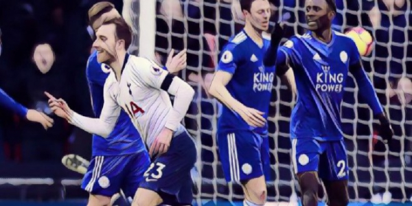 The stat that shows Spurs Christian Eriksen is the Premier League's assist King